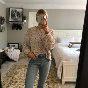 Confetti Knit Sweater